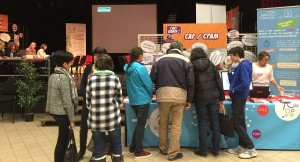 photo forum ciao gamin  stand caf-cpam